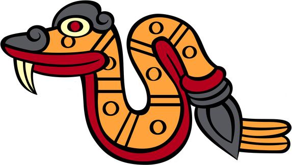 Resultado de imagen de zodiaco azteca serpiente